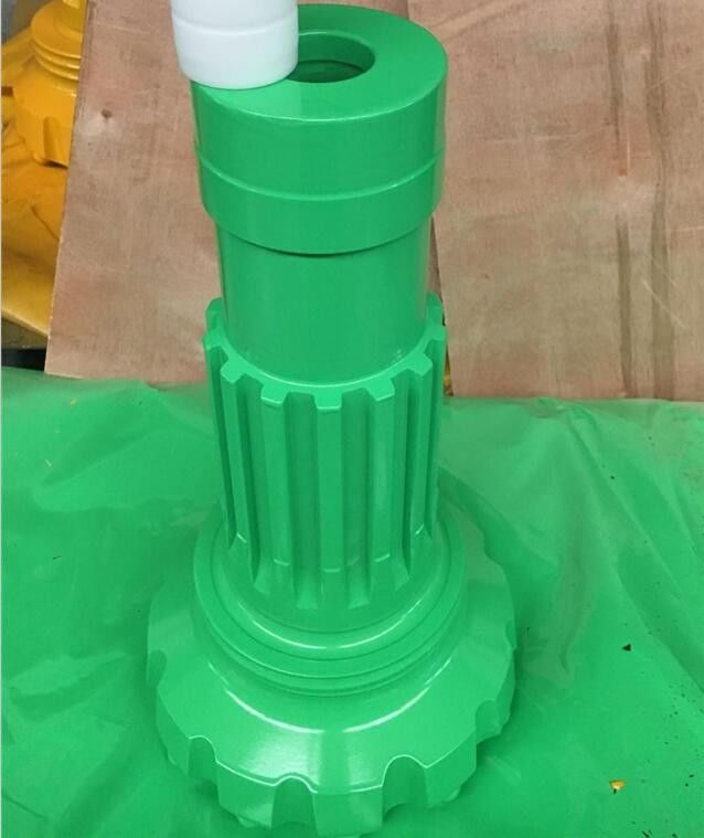 QL60 DHD360 SD6 M60 Shank Green 6 Inch DTH Hammer Bit , down the hole bit